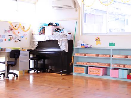 河輪幼稚園の教室