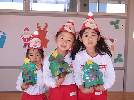 お楽しみ会・クリスマス会・終業式
